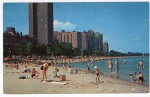Chicago, Illinois, Oak Street Beach
