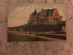 Western Maryland Depot
