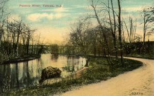 NJ -Totowa. Passaic River