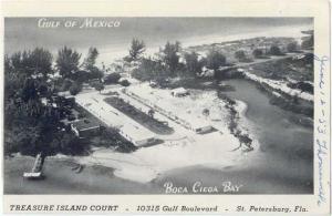 Treasure Island Court St. Petersburg Florida FL