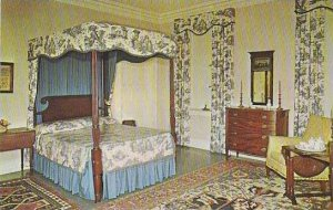 New Jersey Batsto Bedroom In The Baststo Mansion