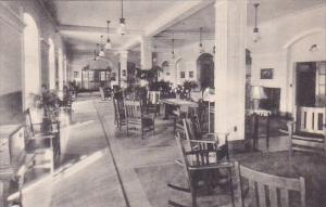The Lobby Saint Francis Health Resort Denville New Jersey Albertype
