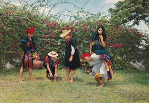 Folklore group , Ballet of Guatemala , Guatemala , 50-70s