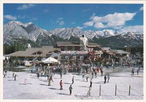 Canada Calgary Nakiska Ski Resort
