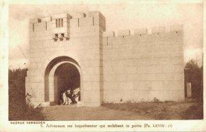 Israel Jerusalem Adversum me loquebantur qui sedebant in porta 04.01