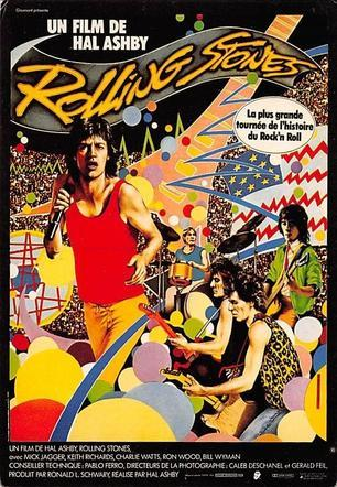 Rolling Stones Movie Poster Postcard Movie Poster Postcard Rolling Stones