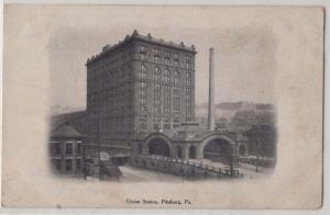 Union Station, Pittsburgh PA