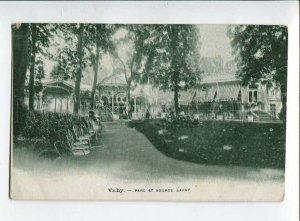 3138565 France VICHY Park & Source Lardy Vintage PC