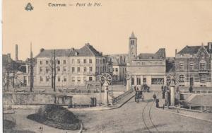 TOURNAI , Belgium , 00-10s ; Pont de Fer