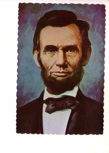 President Abraham Lincoln, Photo Mike Roberts