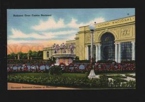 075708 CUBA Habana - National Casino at Marianao Vintage PC