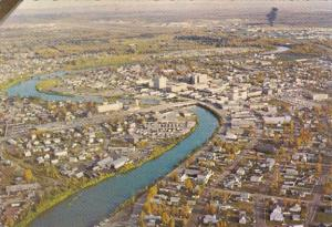Alaska Fairbanks Second Larest City In The Largest State And Known As The Old...