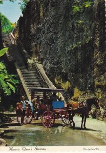 Bahamas Nassau Historic Queen's Staircase
