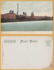 Greensboro, N.C., Proximity Mills -