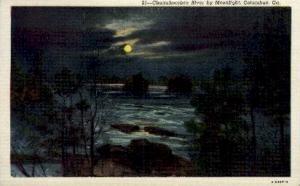 Chattahoochee River Columbus GA Unused