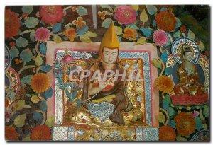 Modern Postcard Statue of Jiamuyang I (Butter Sculpture)