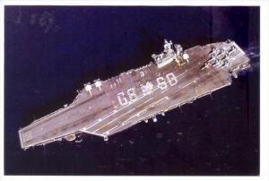 US Navy Aircraft Carrier, #14 / 16 , 80-90s