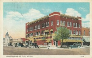 ELKO , Nevada, 1935 ; Pioneer Building