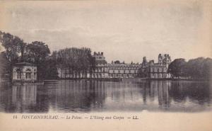 FONTAINEBLEAU, Le Palass, L'Etang aux Carpes, Paris, France, 00-10s