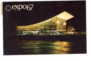 Soviet Union Pavilion, Expo 67 Montreal Quebec,