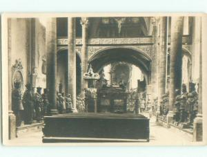old rppc NICE VIEW Innsbruck Austria i1825