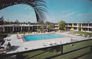 Holiday Inn Hotel, Swimming Pool, Naples, Florida, 1940-1960s