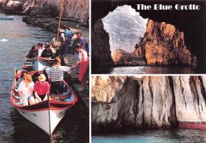 Malta The Blue Grotto Wied iz Zurrieq