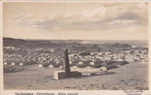 RP: Yacimientos Petroliferos. Valle, Vista parcial , Argentina , 00-10s