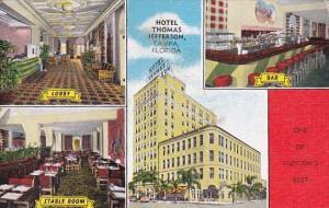 Multi View Hotel Thomas Jefferson Tampa Florida