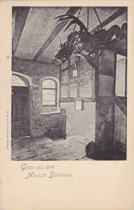 Gruss Aus Dem Albrecht-Durerhaus, Nurnberg (Bavaria), Germany, 1900-1910s (2)