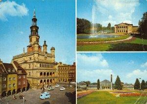 Poland Poznan Renesansowy Ratusz Opera im Stanislawa Moniuszki Postcard