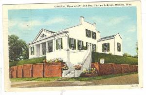 Cheorkee house , NATCHEZ , Mississippi [exterior view] , PU-1942