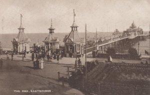 Eastbourne , England , 00-10s ; The Pier