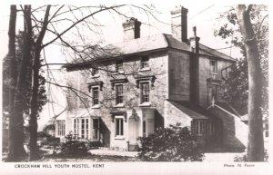 Crockham Hill Youth Hostel Kent Real Photo Postcard