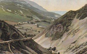 SYCHNANT PASS, Conwy County Borough, Wales, United Kingdom, PU-1905