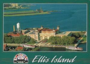 New York City Ellis Island