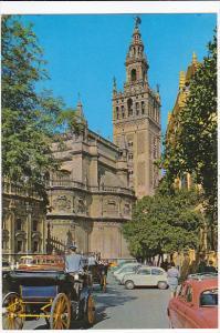 Catedral y la Giralda Sevilla Spain