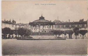 Courtyard View, Place de la Republique, Toul, Meurthe et Moselle, France 1919