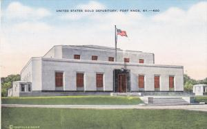 FORT KNOX, Kentucky, 1930-1940's; United States Gold Depository