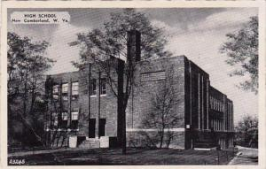 High School New Cumberland West Virginia