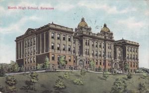 North High School, Syracuse, New York, PU-1912