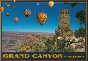 Balloons , Grand Canyon , Arizona , 50-70s