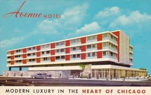 Avenue Motel Modern Luxury In The Heart Of Chicago Illinois
