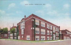 Wisconsin Sheboygan High School