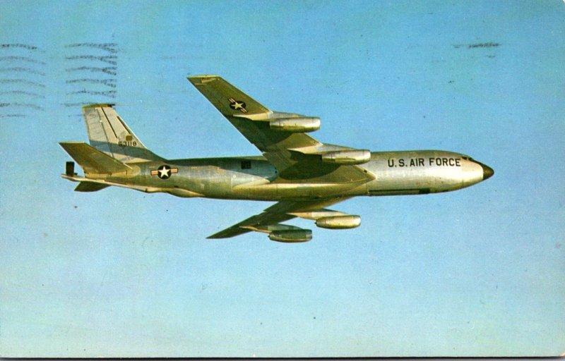 Boeing KC-135 Goose Air Force Base Goose Bay Labrador 1960