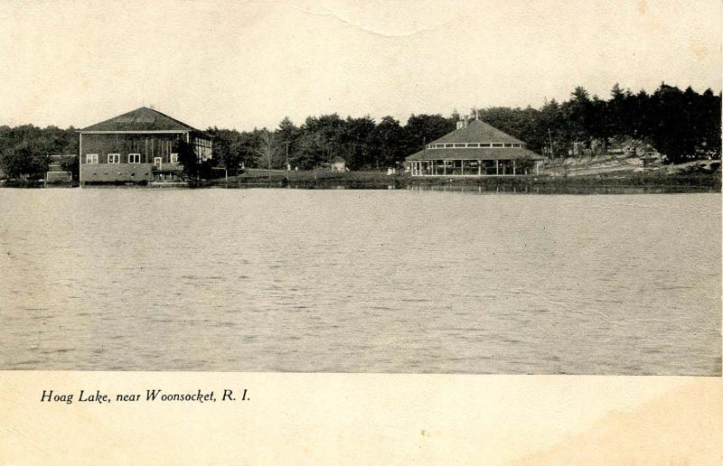 RI - Woonsocket. Hoag Lake