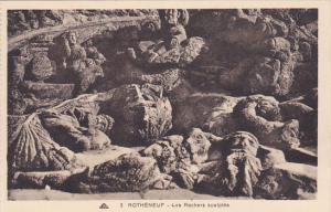 France Rotheneuf Les Rochers Sculptes