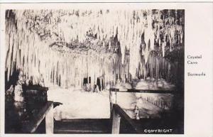 Bermuda Crystal Cave Real Photo RPPC