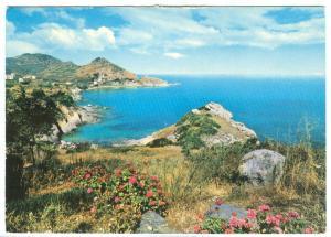 Italy, ELBA Pittoresca, S. Andrea, used Postcard
