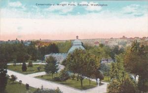 Washington Tacoma Conservatory In Wright Park